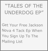 """TALES OF THE UNDERDOG EP""